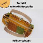 Tutorial zu Maxi Metropolita: Reißverschluss