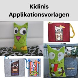 Kidinis Applikationsvorlagen